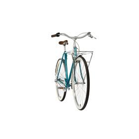 Creme Caferacer Uno - Vélo de ville - bleu/Bleu pétrole